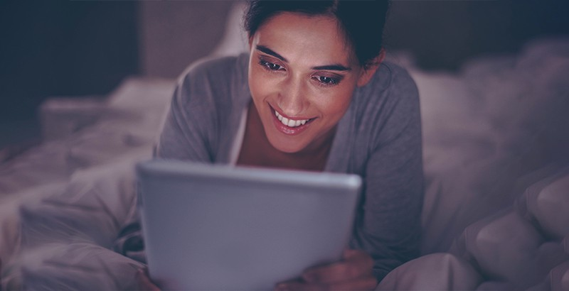 Checking email is the first thing that as many as 58% of web users do in the morning, many of them even before they get out of bed. Photo: iStock