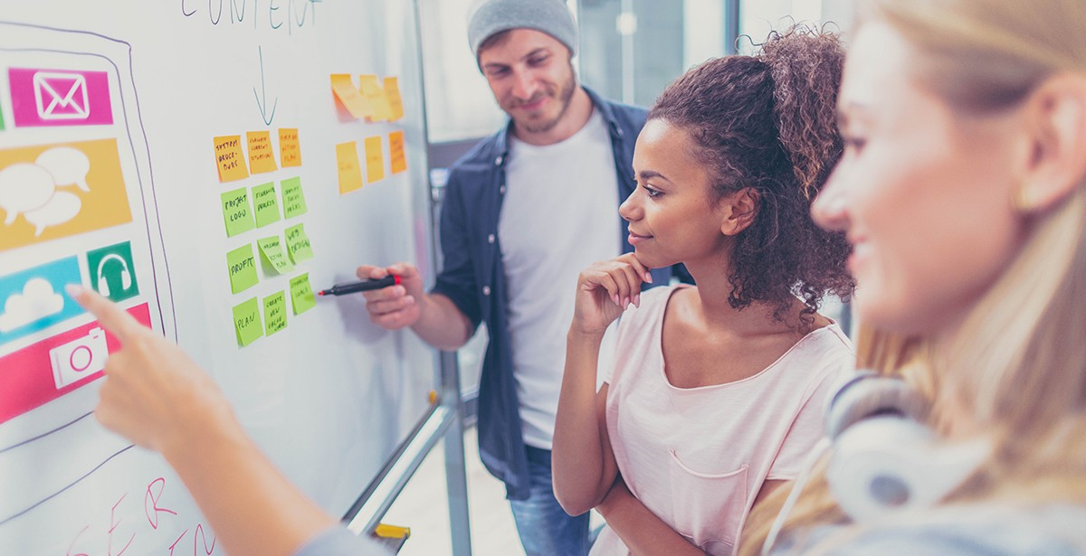 Your banner ads should build brand awareness and smartly guide your leads into your sales funnel. Photo: iStock