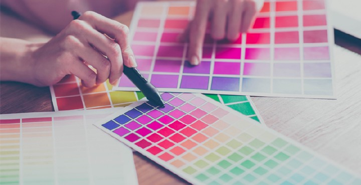 Colours can create great effects and provoke the right emotions and association. Photo: iStock
