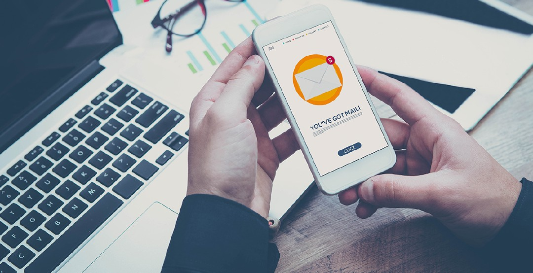 Turn traditional email into an effective marketing tool. Photo: iStock