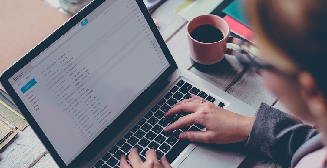 Combining BIMI and AdSigner perfectly complement the company's promotion at the level of daily email communication. Photo: iStock