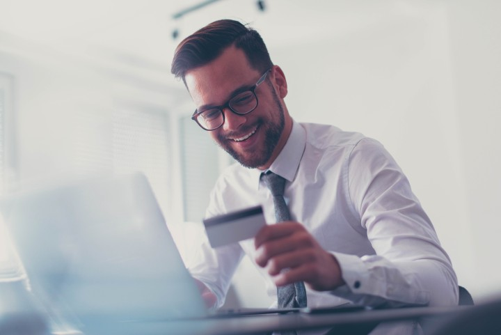 Modern banking increasingly uses digital channels. Photo: iStock