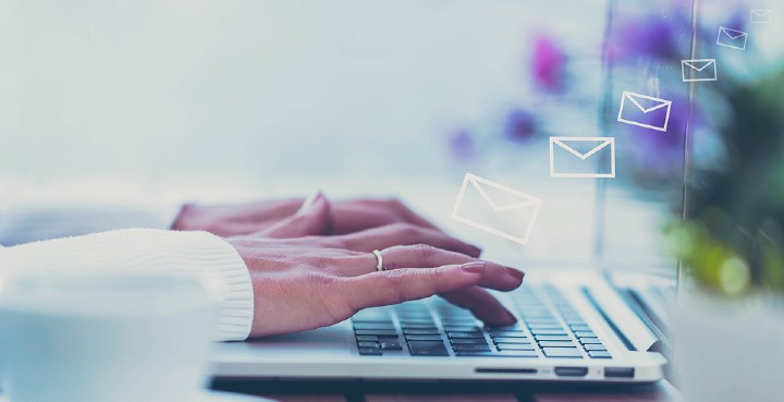 Effective selling and branding through your everyday emails. Photo: iStock