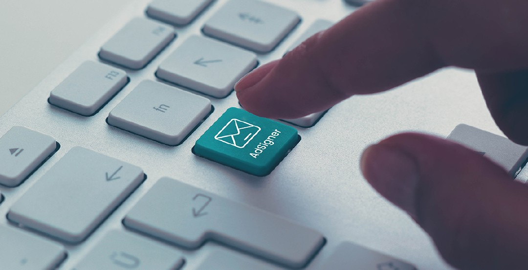 The next time you press send, send to advertise. Every day. Photo: iStock