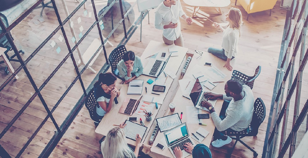 Employees are much more motivated if they know why they work and if the goals are clearly outlined to them. Photo: iStock