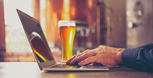 How do AdSigner and beer go together?