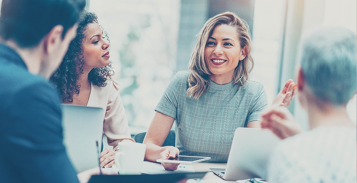 Let all your employees become selespersons. Photo: iStock