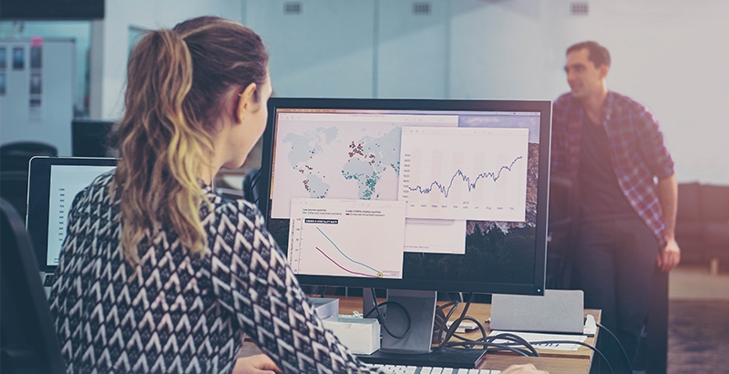By inserting links to your banners in ad campaigns, you will be able to precisely analyze campaign effectiveness, and continue, add or replace banners according to the recipient's interests. Photo: iStock